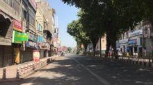 India, sumida en el silencio