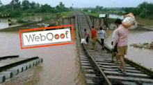 The Viral Photos of RSS Workers Helping in Kerala Floods? Not Real