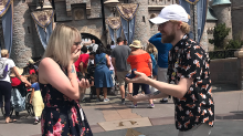 This Couple Proposed to Each Other at the Same Time at Disneyland