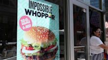 Burger King launches Impossible Whopper nationwide today