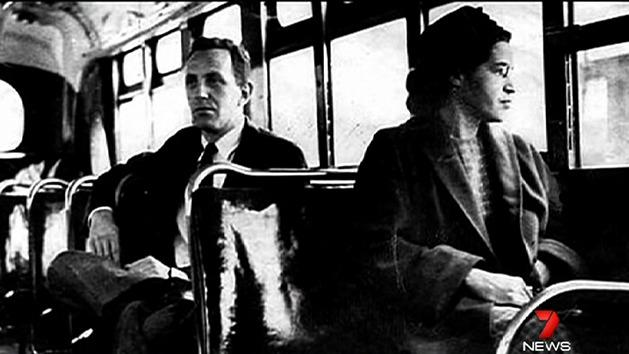 Rosa Parks honoured with ststue