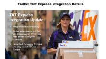 How Is FedEx Progressing in the TNT Express Integration?
