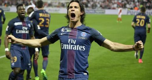 Foot - C.Ligue - Le PSG a largement battu Monaco en finale de la Coupe de la Ligue