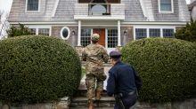 Rhode Island Police Go Door-To-Door In Hunt For New Yorkers Seeking Safety From COVID-19