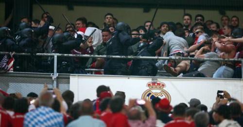 Foot - C1 - Ligue des champions : sécurité renforcée à Madrid pour la demi-finale aller Real - Atlético