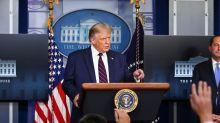 Trump hails FDA's authorization of plasma treatment for coronavirus, after slamming agency
