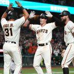 Giants observations: Yastrzemski slam caps thrilling comeback