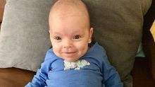 Miracle premmie baby saved by bubble wrap