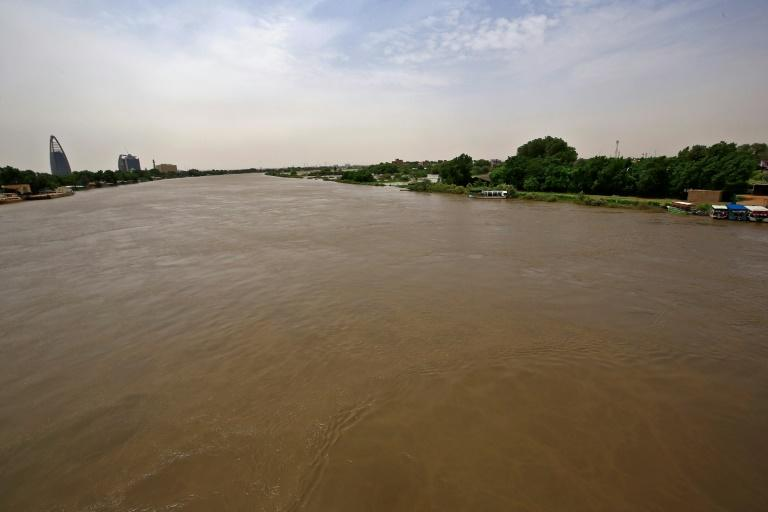 The Nile, the world's longest river, is made up of the White and Blue Nile, which join together at Khartoum