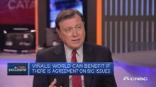 Standard Chartered chairman: Europe's banks heading for c...