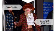 Look des Tages: Miley Cyrus setzt wichtiges Zeichen mit Statement-T-Shirt