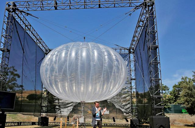 Project Loon cleared to help restore wireless in Puerto Rico