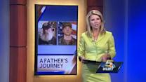 Keith Maupin speaks with military leaders about man who confessed to killing son