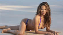 See Chrissy Teigen's first Sport Illustrated swimsuit shoot since becoming a mom