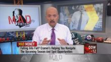 Cramer: Put the cloud kings on your shopping list for the...