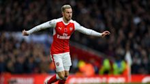 Arsenal playmaker Aaron Ramsey urged to sign for Everton