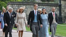 Prince Harry attends Lady Gabriella Windsor's wedding without Meghan