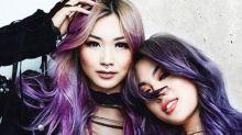 J'ai testé... Les colorations Colorista pour des cheveux multicolores !