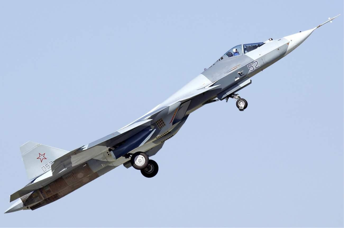Russia's Su-57 Stealth Fighter Fleet Is Operational And Getting Stronger