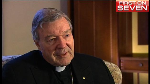 EXCLUSIVE: Full interview with George Pell
