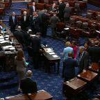 GOP filibuster halts Democrats' voting rights bill