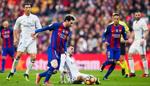 Primera Division: Clasico zwischen Barcelona und Real terminiert