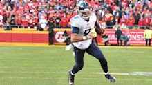 Marcus Mariota 'a dazzling playmaker' says an impressed Jon Gruden