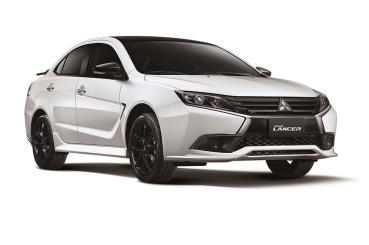 Mitsubishi Grand Lancer B&W羨定版新上市、Delica新色同步推出!