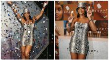 Rihanna stuns at top secret Sydney Fenty Beauty events