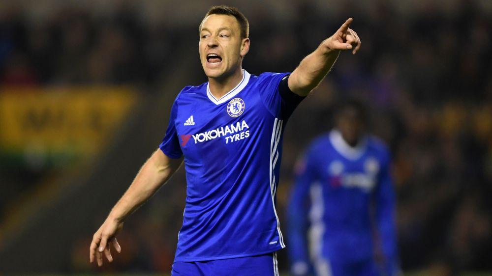 Terry escreve carta emocionante de despedida do Chelsea