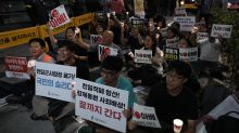 The Latest: Seoul will push to boost US military alliance
