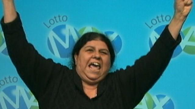 Grandma's Cha Ching Moment, Woman Doesn't Realize She Won the Lottery for $40 Million