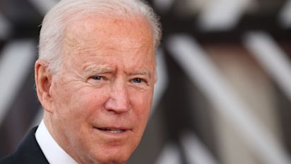 Biden 'so proud' of Nassib for coming out