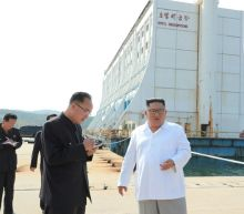 North Korea's Kim orders demolitions at South-built resort
