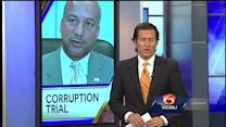 Former New Orleans mayor returns to city for pre-trial meeting