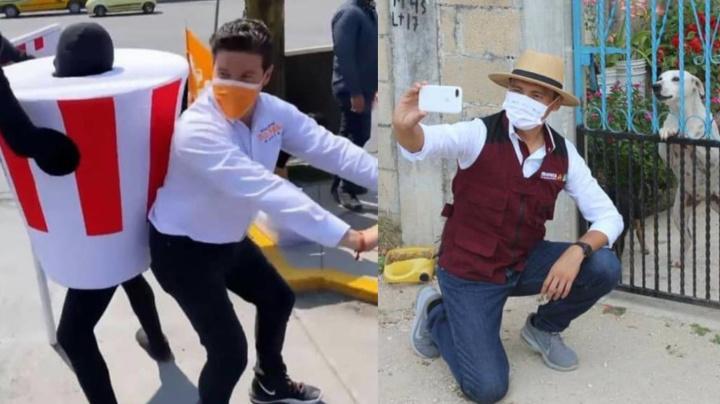 Esto es lo más ridículo que ha hecho un político en MX