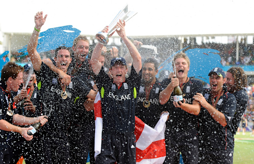 England win 2010 T20 World Cup