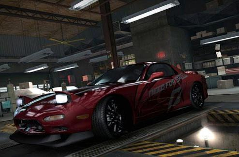 Need for Speed World population passes 3 million registered racers