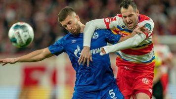 Foot - ALL - Bundesliga: Schalke 04 accroché à Mayence