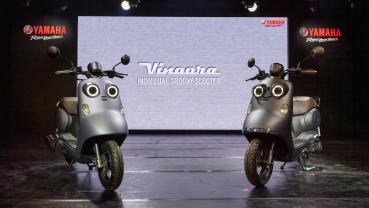 Yamaha 全新復古 125 Vinoora 7.63 萬起可愛登場