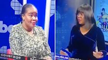'Jessica, we are live': Awkward on-air TV gaffe goes viral
