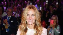 Julia Roberts has 'Pretty Woman' fashion moment during rare public appearance