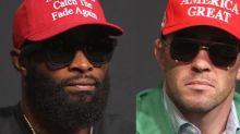 Tyron Woodley espouses Black Lives Matter; Colby Covington calls him racist | UFC Vegas 11