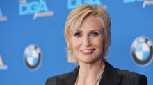 Jane Lynch might be getting her own daytime talk show, and let's make this happen