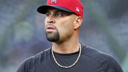 Pujols signing major-league deal with Dodgers
