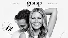 See Gwyneth Paltrow's Official Engagement Photo