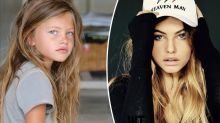 'Most beautiful girl in the world' launches her own clothing line