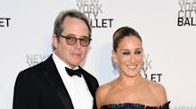 Sarah Jessica Parker slams 'untrue, disgraceful' National Enquirer report about fight with husband Matthew Broderick