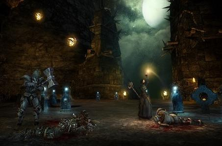 Darkfall Unholy Wars interview talks sandboxes, mounts, and content updates