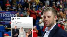 Eric Trump Makes Boo-Boo on Twitter, Gets Brutally Reminded His Father is Donald Trump